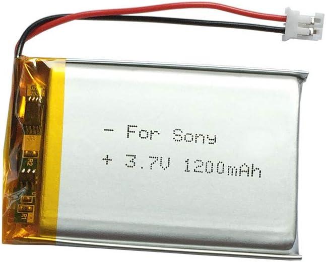 Bateria 3.7v 1200mAh para auriculares Sony Gold - PS4