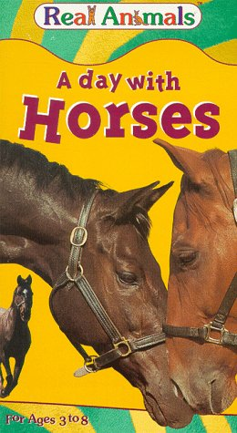 A Day with Horses [VHS] by Atlantic