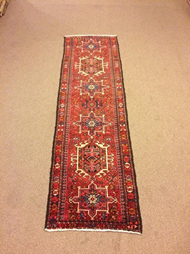 2.6x8.5 Feet Narrow Rug Runner Ethnic Rug Runner Vintage Aisle Rug Corridor Rug Hallway Carpet.Code:P608
