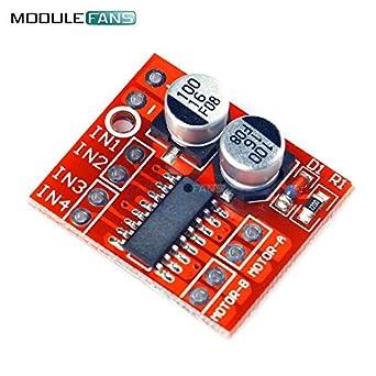 2pcs 4 wire l298n l9110 1 5a 2 5a 2 way dc motor driver drive module 2pcs 4 wire l298n l9110 1 5a 2 5a 2 way dc motor driver drive module