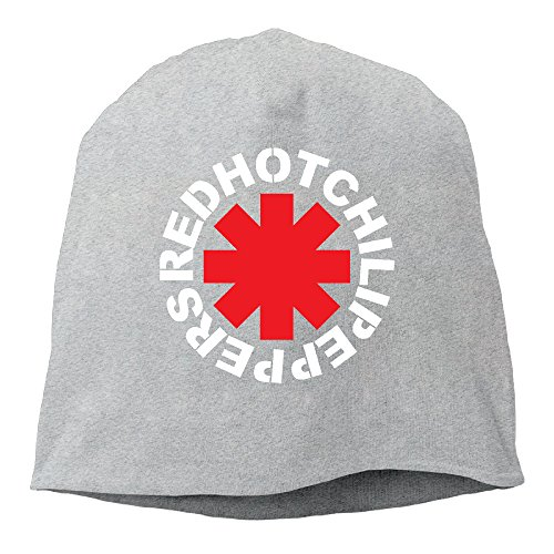 Red Hot Chili Peppers Logo New Watchcap Fleece Beanie Hat (Chili Pepper Hat)
