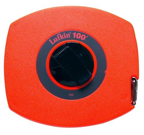 Lufkin 100L 8 Inch Hi Viz Lightweight