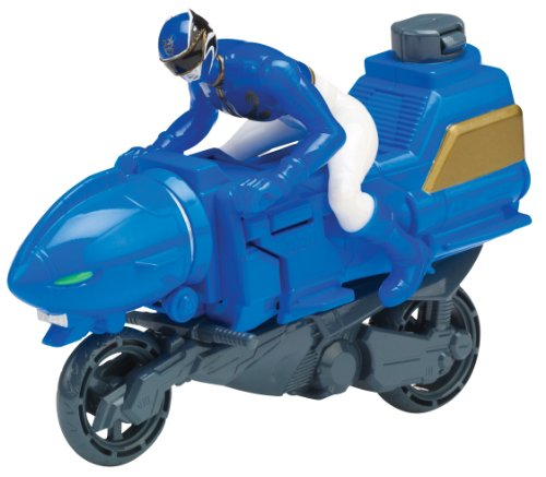 Power Rangers Megaforce Sea Lion Blue Ranger ()