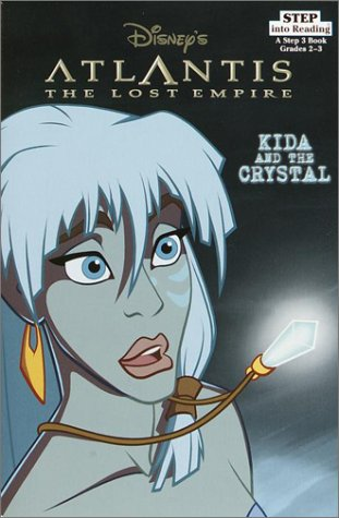 Kida and the Crystal (Step into Reading)