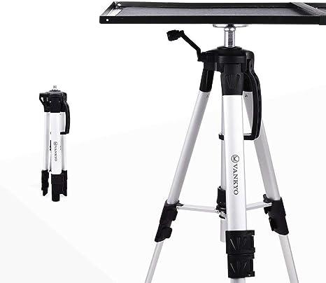 Amazon.com: VANKYO Soporte para proyector de trípode de ...