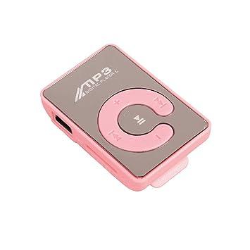 ULTECHNOVO Música Reproductor de MP3 con Clip Tarjeta de 8GB ...