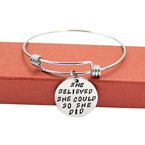 women-girl-jewelry-inspirational-bracelet-she-believed-she-could-so-she-did-expandable-bangle-gift-s