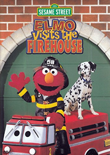 (Sesame Street - Elmo Visits the Firehouse)