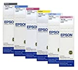 EPSON T673 6-Color Refill Ink Set For L800 / L1800 (Genuine Epson)