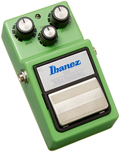 Ibanez TS9 Electric Guitar Single Effect Ts9 Tube Screamer Overdrive Pedal