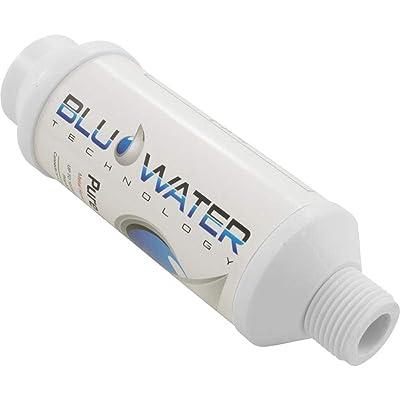 Pre-Filter, BluWater, 1200 gal, 5 Microns, Carbon Block: Garden & Outdoor