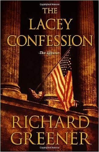 7e377fbddf The Lacey Confession (The Locator Series)  Richard Greener  9780738708706   Amazon.com  Books