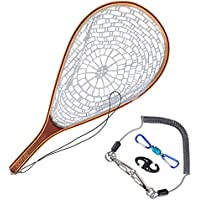 Goture Fly Fishing Landing Trout Net Catch and Release...