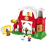 Mattel Fisher-Price Y8661 - Little People Tierstimmen Bauernhof
