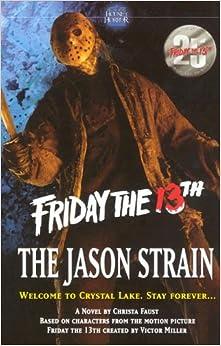 the jason strain friday the 13th christa faust