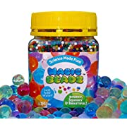 Amazon Lightning Deal 98% claimed: Magic Beadz - Jelly Water Beads Grow Many Times Original Size - Fun for All Ages - Over 20,000 Beads