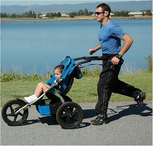 Stroll-Smart Hands Free Jogging Stroller Adaptor In Small To Medium Stroll Smart 9373