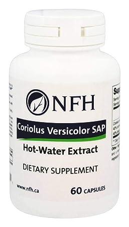 NFH – Coriolus Vericolor SAP – 60 Capsules