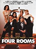Four Rooms [DVD] [1995]