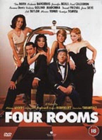 Four Rooms [DVD] [1995]: Amazon.co.uk: Tim Roth, Amanda De Cadenet ...