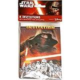 Star Wars Invitations, 8ct