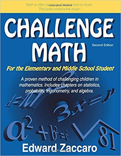Amazon challenge math for the elementary and middle school challenge math for the elementary and middle school student second edition 0th edition fandeluxe Choice Image