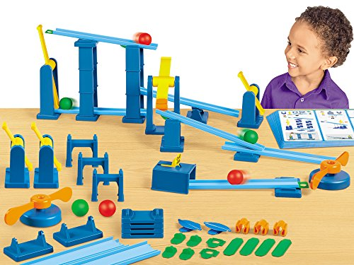 Nice Lakeshore Create-A-Chain Response STEM Equipment – Pre Okay-Gr. 2 – 73 Items  Evaluations