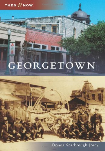 Georgetown (Then & Now (Arcadia))