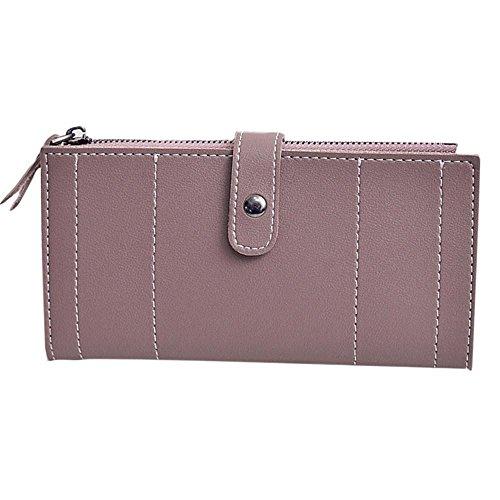 Pink Quotidien Usage Sac Femmes Wallet Esailq Embrayages À Qualité Bourse Main Fashion D'embrayage qEgx7