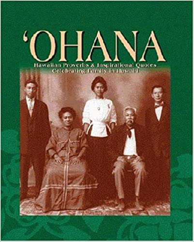 Amazon.com: Ohana: Hawaiian Proverbs and Inspirational ...