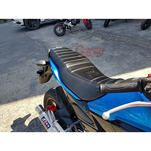 Mad Gel Seat Replacement Seat Model For Honda Grom 2016-2019 MSX SF Gel Seat by autospec (Image #5)