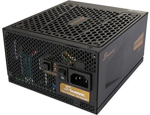 (Seasonic PRIME 550 Gold SSR-550GD2 550W 80+ Gold ATX12V & EPS12V Full Modular 135mm FDB Fan Power On Self Tester 12 Year Warranty Power Supply)