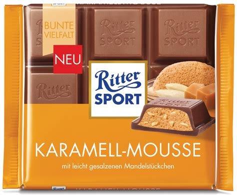 Ritter Sport Caramel Mousse 1pc