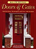 Building Doors and Gates, Alan Bridgewater and Gillian Bridgewater, 0811726789