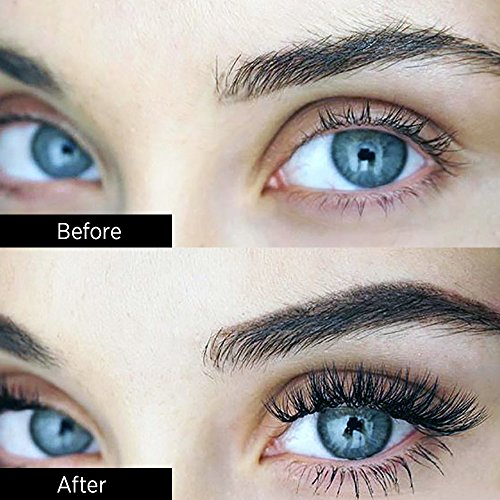 d09a61bb89b Magnetic Eyelashes - Ultra Thin 3D Fiber Reusable Best Fake - Import It All