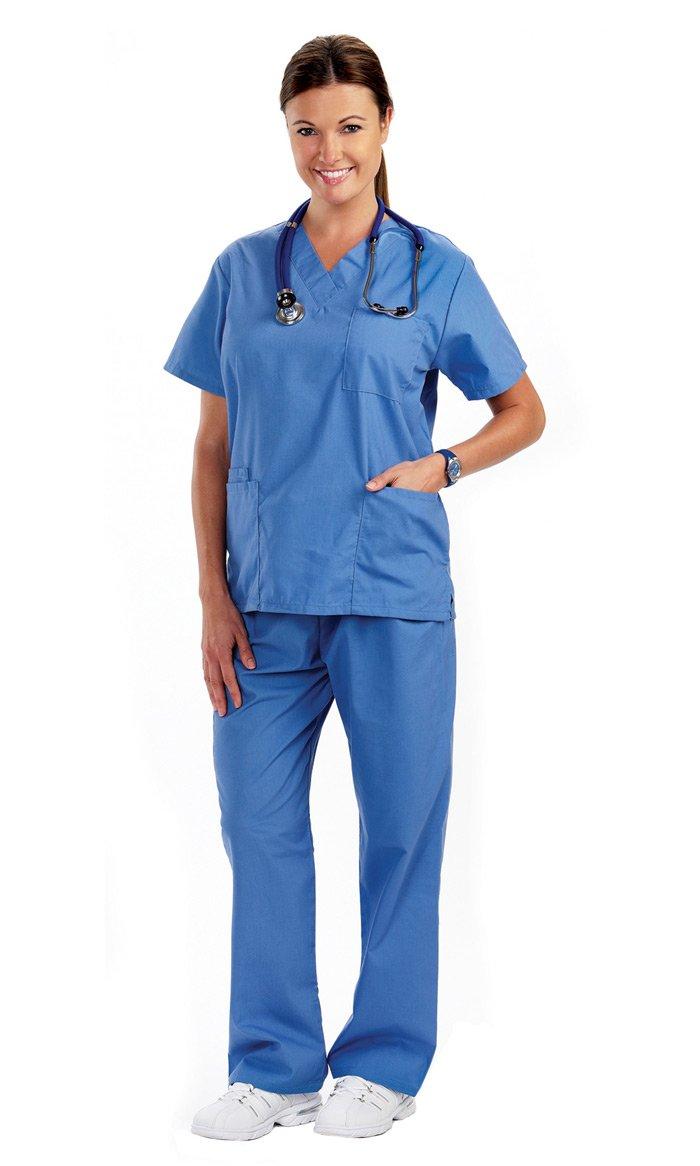 NCD Medical//Prestige Medical Top bleu cobalt 1 XS