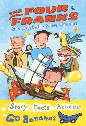 The Four Franks (Blue Go Bananas)