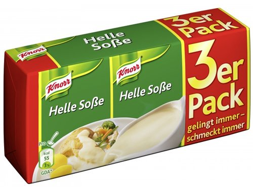 Knorr Light Sauce 3-Pack (Knorr White Sauce compare prices)