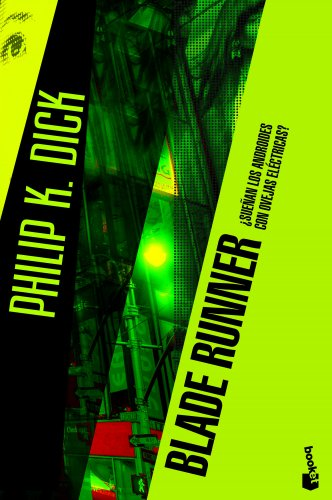 Libro parecido a Black Mirror: Blade Runner de Philip K. Dick