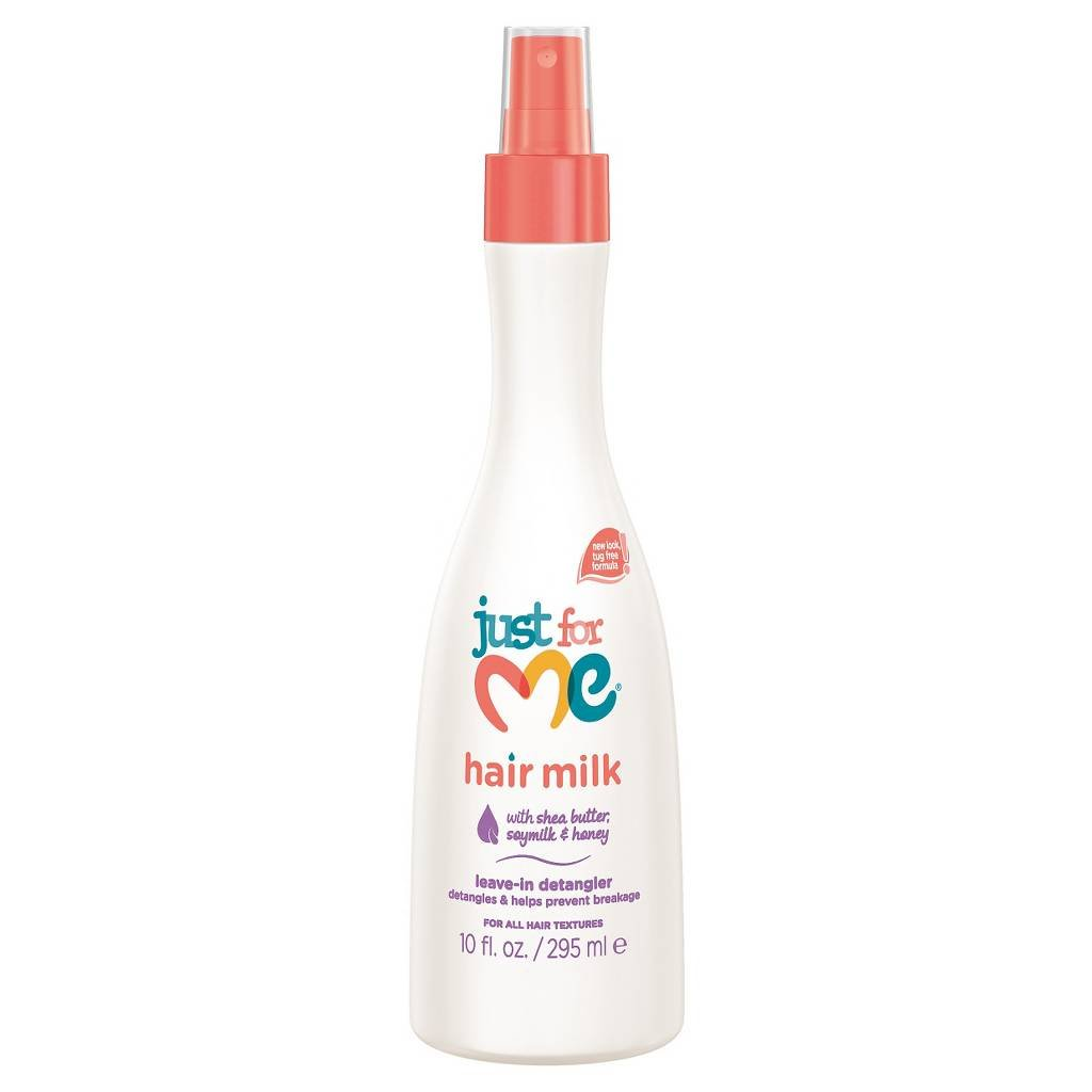 Just For Me Hair Milk Leave-In Detangler 10 oz by Just For Me
