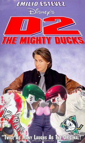 D2 - The Mighty Ducks [VHS]