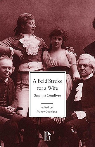A Bold Stroke for a Wife (Broadview Editions) by Susannah Centlivre (1995-04-30)