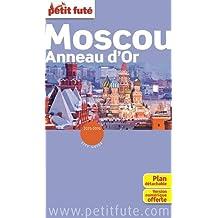 MOSCOU ANNEAU D'OR 2015-2016 + PLAN DE VILLE