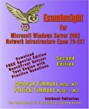 ExamInsight for MCP/MCSE Exam 70-291 Windows Server 2003 Certification, Deborah Timmons and Patrick Timmons, 1590950305