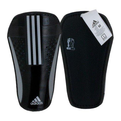 Adidas Pro Lite Shin Guard B005AHJVL2Black, Metallic Silver XL