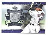 CARLOS BELTRAN 2007 Upper Deck UD Game Materials #CB GAME-USED PANTS Card Houston Astros Baseball
