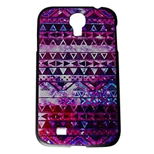 Gt Purple Tribal Designs Hard Cases for Samsung S4 I9500