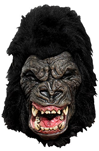 (GORILLA KING APE MASK)
