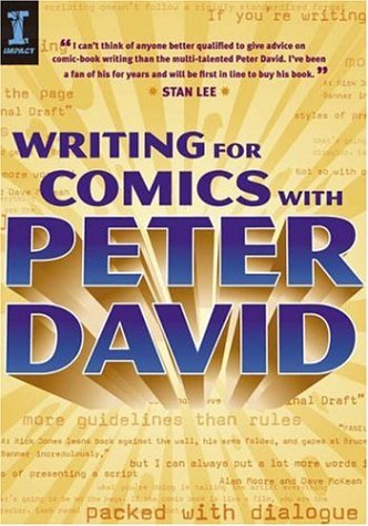 Pdf Reference Writing for Comics with Peter David