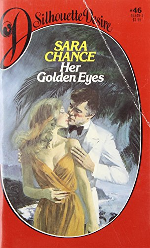 book cover of Her Golden Eyes
